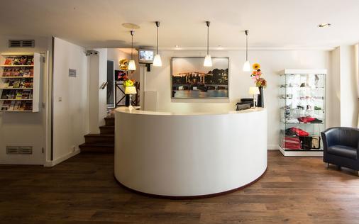 Hotel Residence Le Coin - Amsterdam - Lễ tân