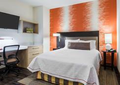 Home2 Suites by Hilton Atlanta Downtown - Atlanta - Bedroom