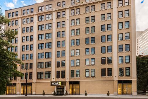 Home2 Suites by Hilton Atlanta Downtown - Atlanta - Rakennus