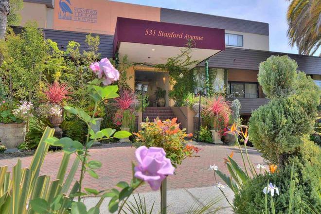 Stanford Terrace Inn - Palo Alto - Rakennus