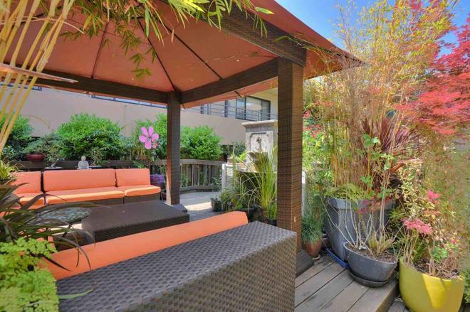Stanford Terrace Inn - Palo Alto - Patio