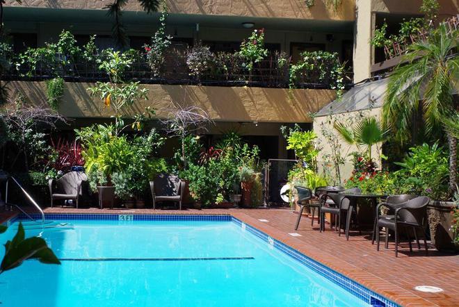 Stanford Terrace Inn - Palo Alto - Uima-allas