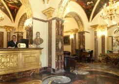 Des Epoques Hotel - Ρώμη - Σαλόνι ξενοδοχείου