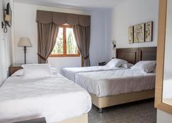 Hotel Plaza Del Castillo - Μάλαγα - Κρεβατοκάμαρα