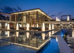 Nana Princess Suites, Villas & Spa - Χερσόνησος - Κτίριο