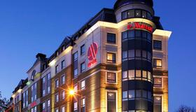 London Marriott Hotel Maida Vale - Londres - Edificio