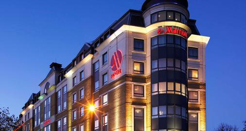 London Marriott Hotel Maida Vale - London - Building