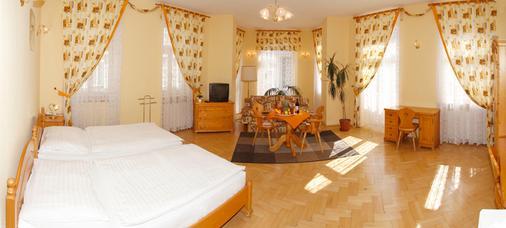 Spa Hotel Anglický Dvur - Carlsbad - Bedroom