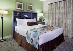 巴拿馬城海灘度假村假日酒店俱樂部度假 - 巴拿馬市海灘 - 巴拿馬城海灘 - 臥室