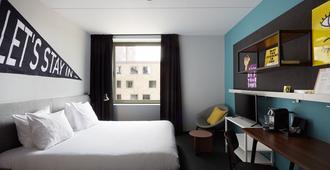 The Student Hotel Groningen - Groninga - Camera da letto