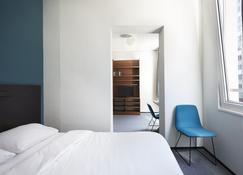 鹿特丹學子酒店 - 鹿特丹 - 鹿特丹 - 臥室