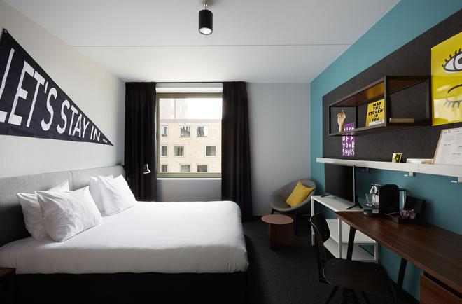 埃因霍溫學生酒店 - 埃因霍溫 - 臥室