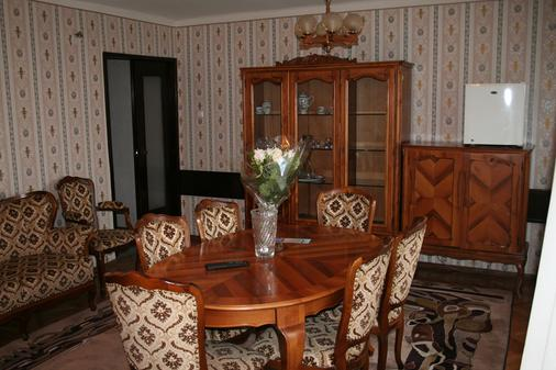Hotel Cosmos - Chisinau - Dining room