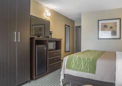Comfort Inn - Chatham-Kent - Bedroom