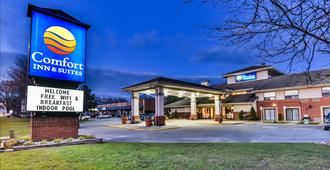 Comfort Inn & Suites Ambassador Bridge - Windsor