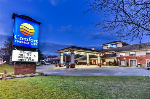 Comfort Inn & Suites Ambassador Bridge - Windsor - Building