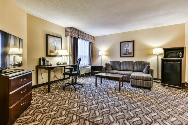 Comfort Inn & Suites Ambassador Bridge - Windsor - Sala de estar