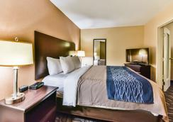 Comfort Inn & Suites Ambassador Bridge - Windsor - Phòng ngủ
