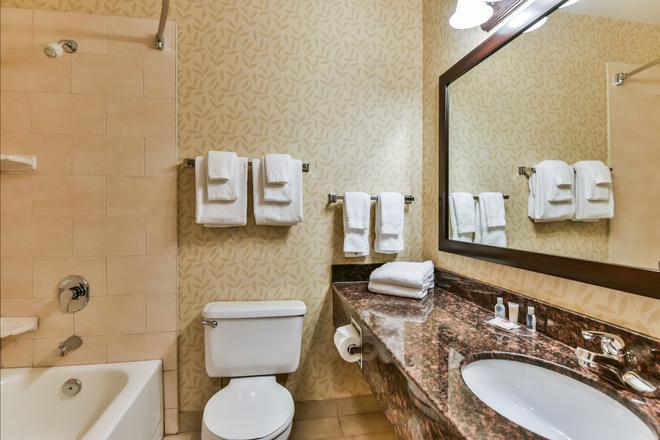 Comfort Inn & Suites Ambassador Bridge - Windsor - Kylpyhuone