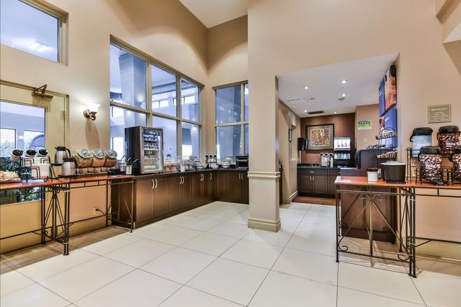 Comfort Inn & Suites Ambassador Bridge - Windsor - Buffet
