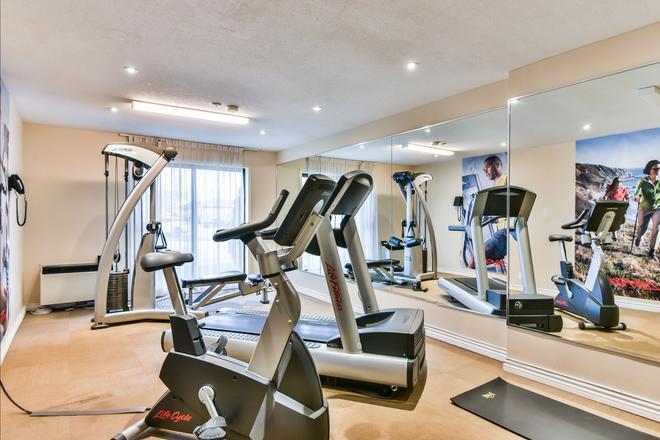 Comfort Inn & Suites Ambassador Bridge - Windsor - Gym