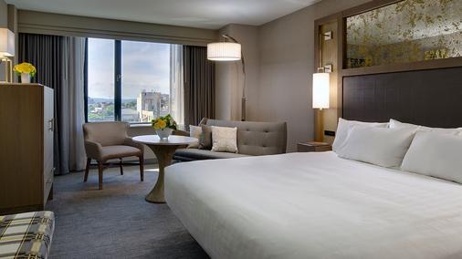 波士頓凱悅酒店 - 波士頓 - 臥室