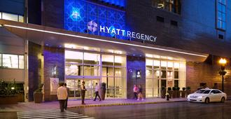 Hyatt Regency Boston - Бостон - Здание