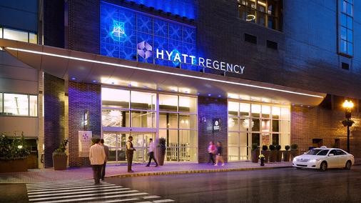 波士頓凱悅酒店 - 波士頓 - 建築