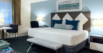 Kings Inn San Diego - סן דייגו - חדר שינה