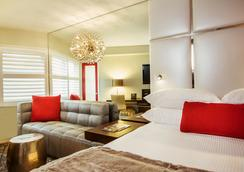 Grafton on Sunset - West Hollywood - Bedroom