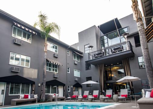 Grafton on Sunset - West Hollywood - Building