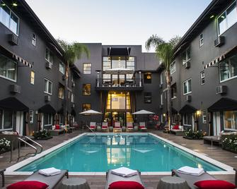 Grafton on Sunset - West Hollywood - Rakennus