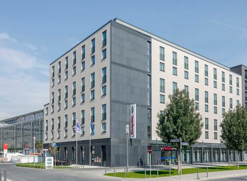 Hampton by Hilton Frankfurt City Centre Messe - Φρανκφούρτη - Κτίριο