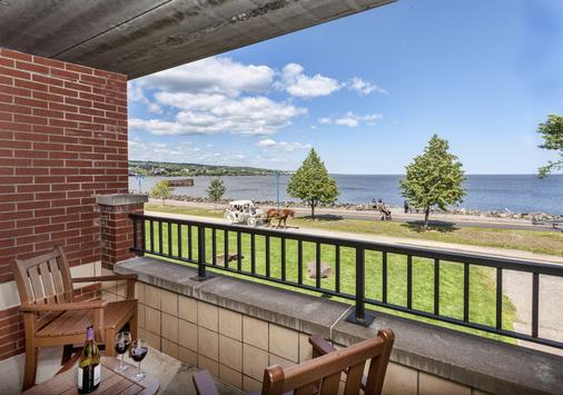 The Inn on Lake Superior - Duluth - Balcony