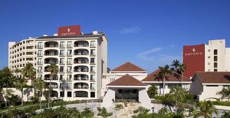 Emporio Cancun - Cancún - Building
