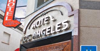 Hotel Los Angeles - Figueres - Edificio