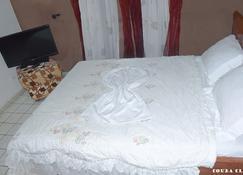 Couba Club - Douala - Slaapkamer