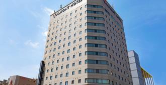 Almont Hotel Naha Omoromachi - Naha - Gebäude