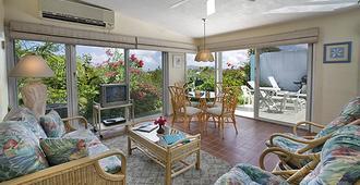 Pavilions and Pools Condo Villas - Saint Thomas Island - Sala de estar