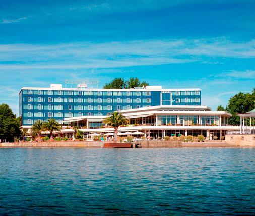Courtyard by Marriott Hannover Maschsee - Αννόβερο - Κτίριο