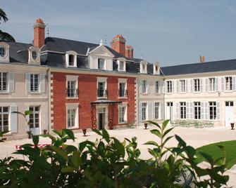 Hôtel Spa Domaine des Thômeaux - Mosnes - Gebäude