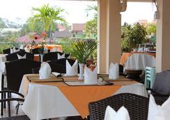 暹粒河畔酒店 - 暹粒 - 暹粒 - 餐廳