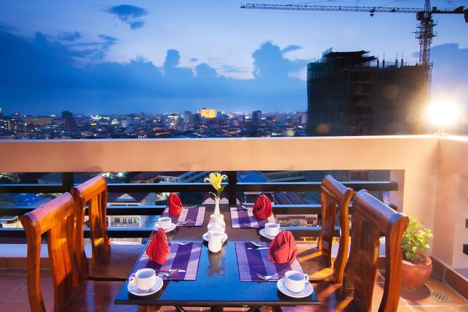 Samnang Laor Phnom Penh Hotel - Phnom Penh - Building