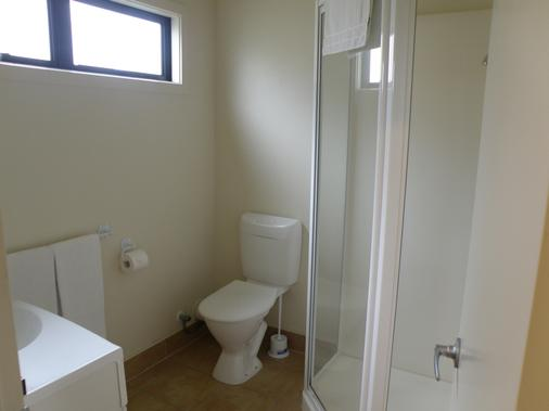 Stadium Motel - Hamilton - Phòng tắm