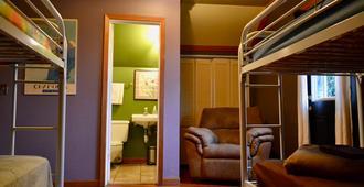 Eugene Whiteaker International Hostel - Eugene - Bedroom