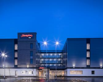 Hampton by Hilton Bristol Airport - Bristol - Building