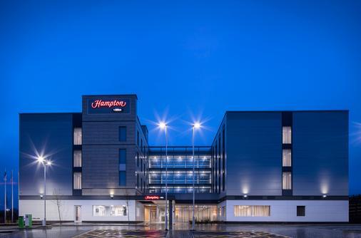 Hampton by Hilton Bristol Airport - Bristol - Building