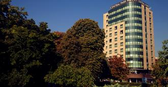 Rosslyn Central Park Hotel Sofia - Σόφια - Κτίριο
