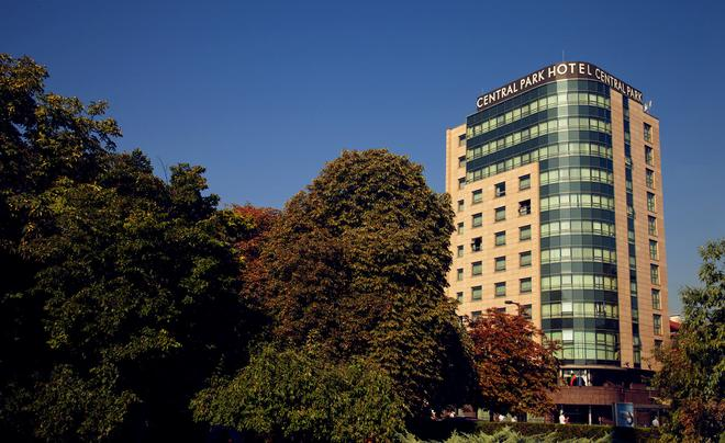 Rosslyn Central Park Hotel Sofia - Σόφια - Κτίριο