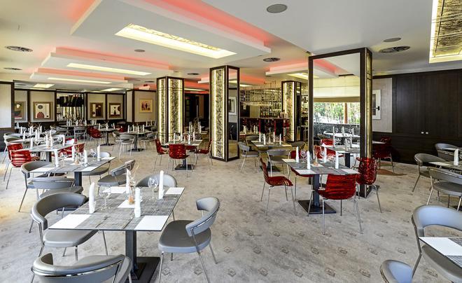 Rosslyn Central Park Hotel Sofia - Σόφια - Εστιατόριο